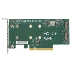 Supermicro AOC-SLG3-2M2 NVMe Host Bus Adapter kaufen