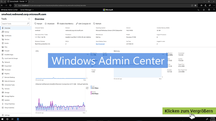 Windows Admin Center