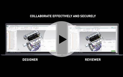 Remote Session Collaboration on Siemens NX Powered by NVIDIA Quadro vDWS and VMware Horizon