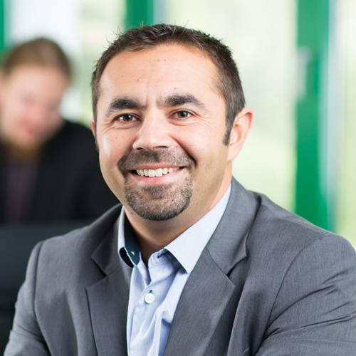 Enver Coban, Sales bei primeLine Solutions - Die Server Experten