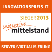 Sieger beim Innovationspreis-IT 2013