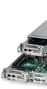 Supermicro Multi Node und Twin Server Lösungen