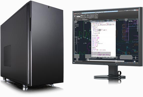 workstation cad pc konfigurieren schnelle lieferung. Black Bedroom Furniture Sets. Home Design Ideas