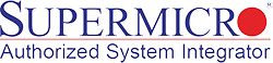 Supermicro Authorized System Integrator